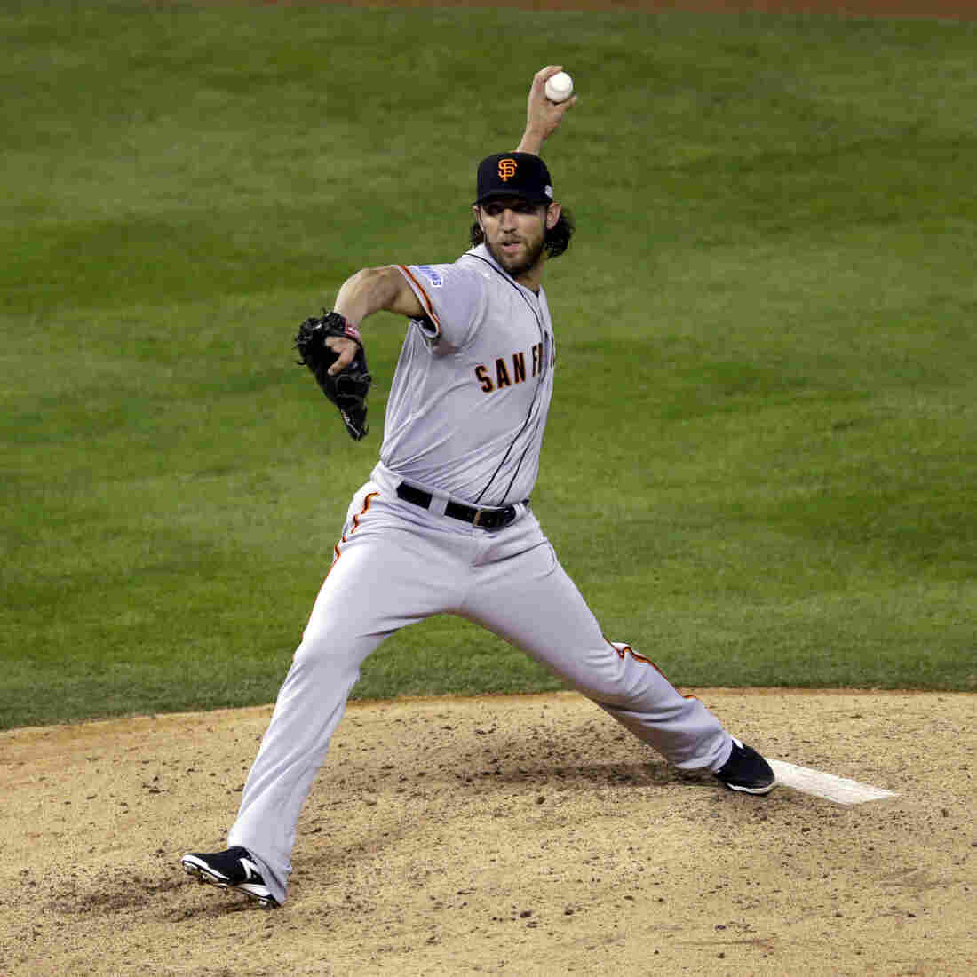 World Series: Madison Bumgarner Carries Giants To 3rd Title In 5 Years