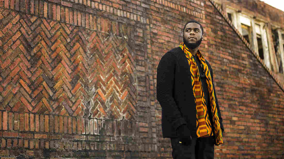 Big K.R.I.T.'s new album, Cadillactica, comes out Nov. 11.