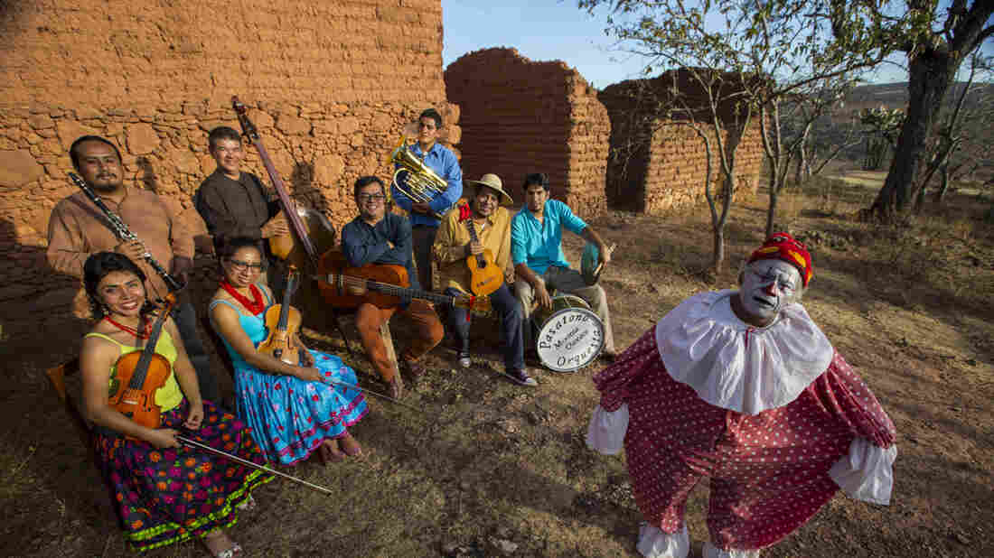 Oaxacan band Pasatono Orquesta's new album, Maroma, is inspired by the traveling circus of the same name that focuses on the performance of a clown.