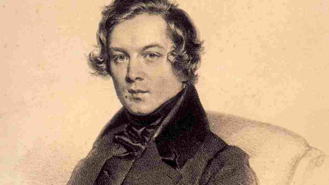 Robert Schumann wrote his Violin Concerto in 1853.