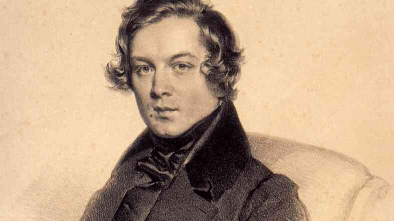 Robert Schumann wrote his Violin Concerto in 1853.