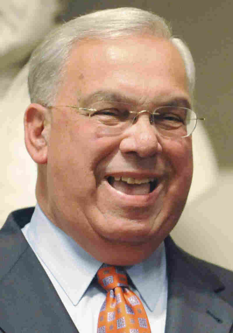 Boston Mayor Tom Menino served for 20 years before stepping down this year. He died on Thursday.