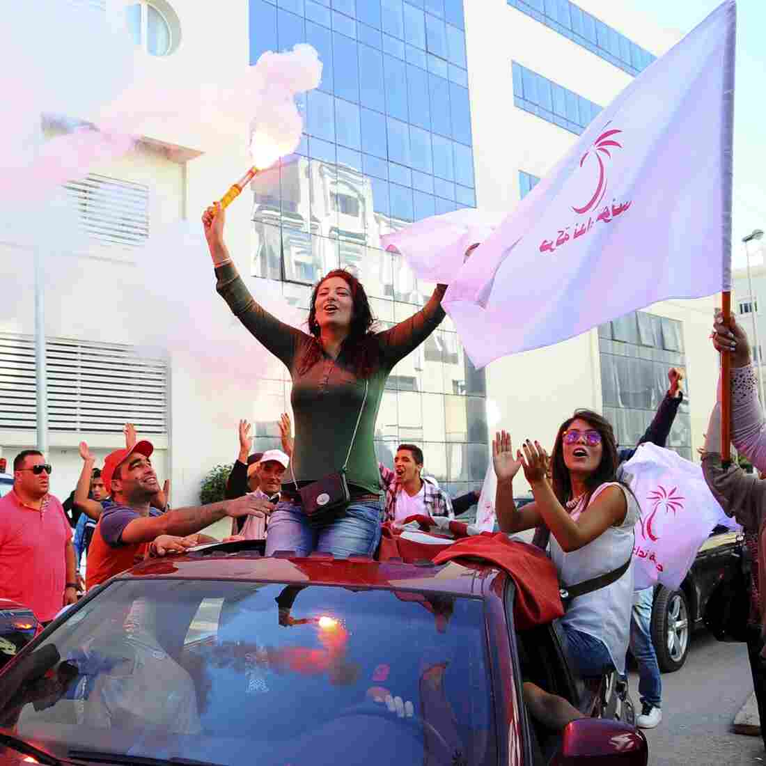 Tunisia's Secularists Victorious In Parliamentary Vote