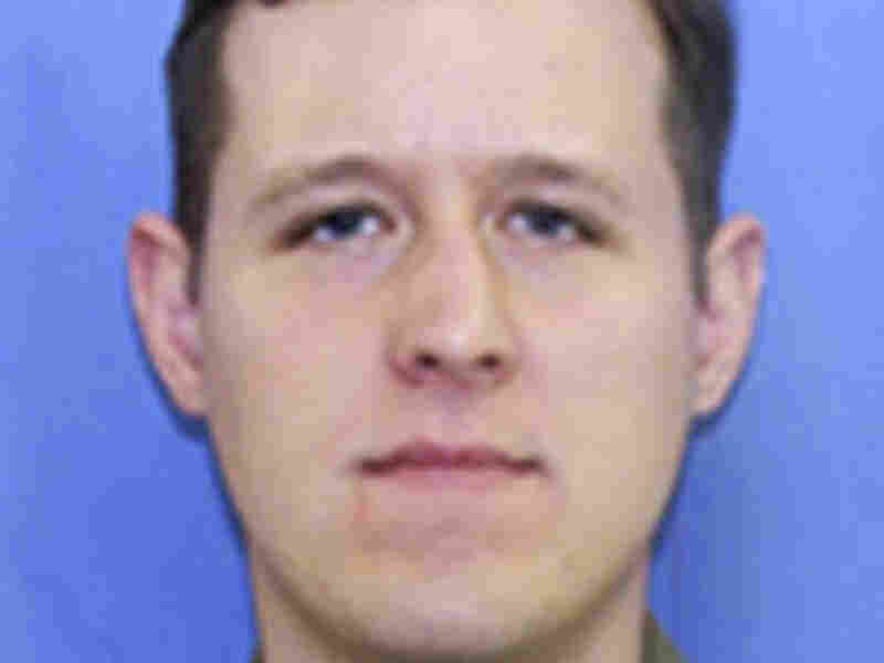 This undated photo of Eric Frein was released Tuesday by Pennsylvania State Police. Frein, 31, had been sought in connection with September's killing of a state trooper and the critical wounding of another.