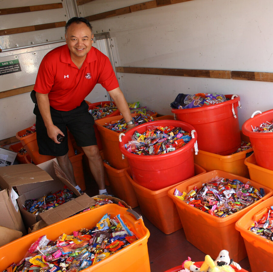 cash for halloween candy dentists buyback program is booming - Halloween Candy Kids