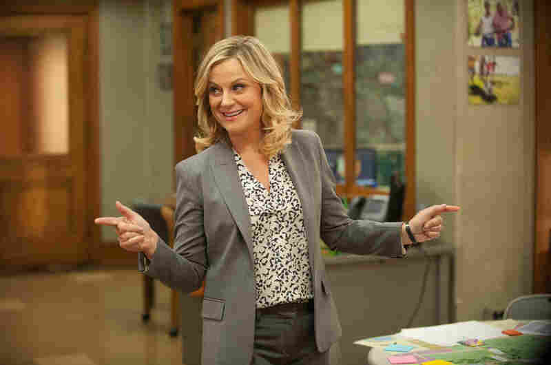 "Amy Poehler plays Leslie Knope on Parks and Recreation, which will air its final season next year. Poehler says, ""It's a privilege in television to be able to have a proper goodbye."""