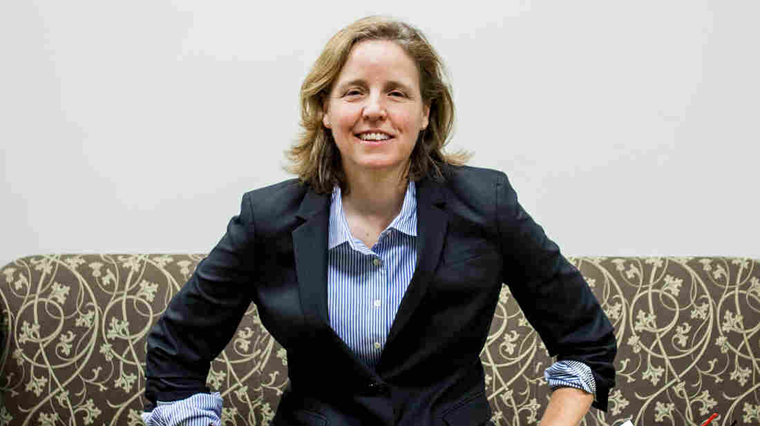 Megan Smith is the new U.S. chief technology officer.