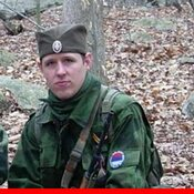 An undated FBI handout shows alleged cop killer Eric Frein on the FBI Most Wanted list. A manhunt for an alleged cop killer ended 30 October 2014 with the capture of the man Pennsylvania police had been hunting for nearly seven weeks, state authorities said.