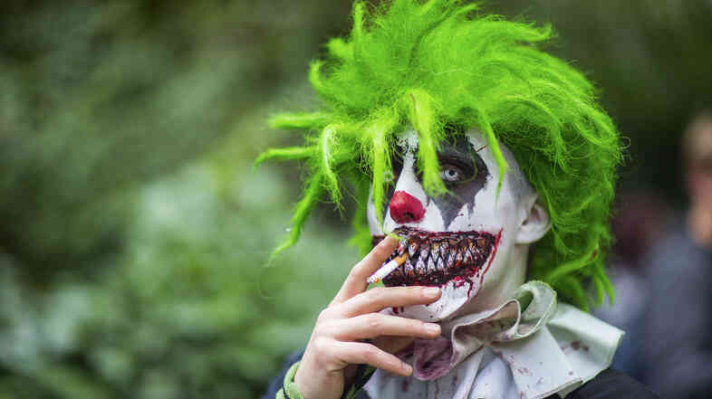 He's not welcome in Vendargues. The French town has banned people from dressing up as clowns for the next month following violent incidents across the country.