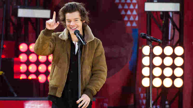 Anna Todd is adapting her One Direction fan fiction (featuring Harry Styles, pictured above) into a book series for Gallery, an imprint of Simon & Schuster.