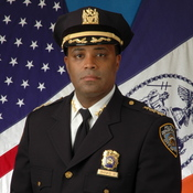 Philip Banks III, chief of department, NYPD. Banks abruptly resigned just as he was set to become deputy to Commissioner William Bratton.