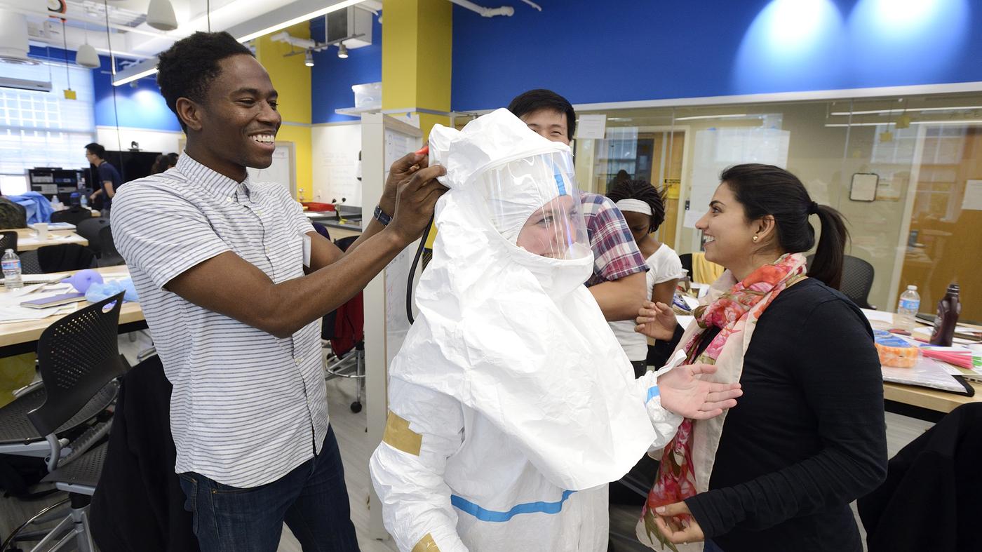 Ebola Design Challenge Says Yes To The Wedding Dress Designer ...