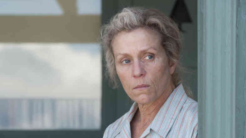 Frances McDormand plays Olive Kitteridge in the four-hour HBO miniseries adapted from Elizabeth Strout's Pulitzer Prize-winning book of short stories.