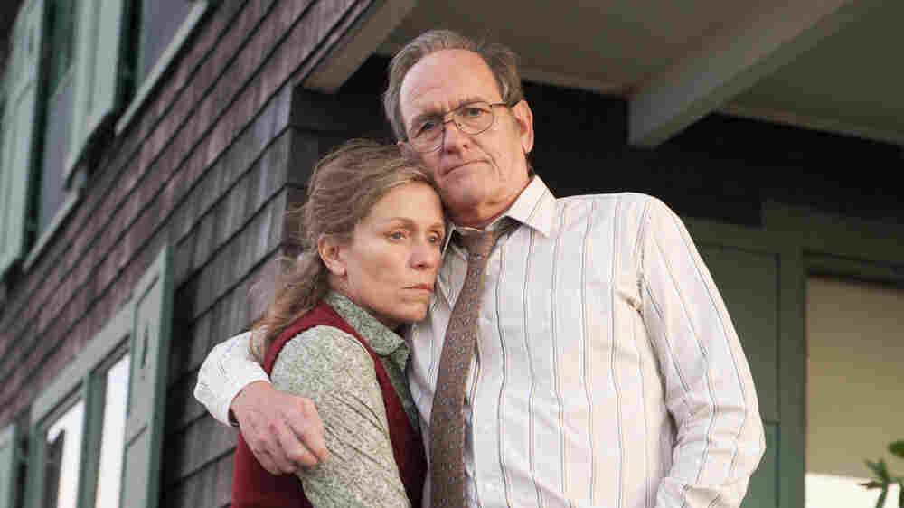 In The Life Of 'Olive Kitteridge,' It's The Little Things That Add Up