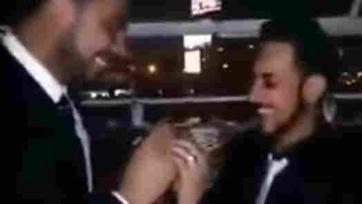 A video of a celebration centering on two men drew discussions on social media — and the attention of Egyptian prosecutors.