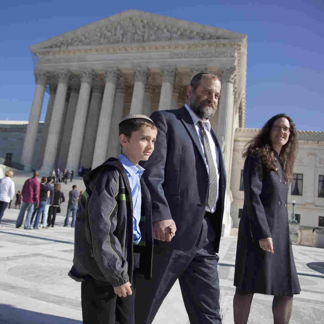 Supreme Court To Consider Case On Passports Of Jerusalem-Born Citizens