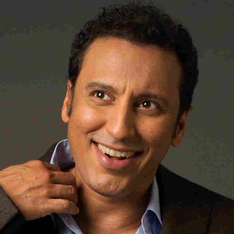Aasif Mandvi On Life As A 'No Land's Man' And Impressing Jon Stewart