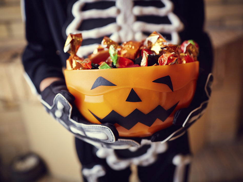 The scariest part of the holiday comes in the days that follow, as parents fight and negotiate to limit how much candy their kids eat. NPR's Gisele Grayson decided to pay her kids off to give up their loot. (iStockphoto)
