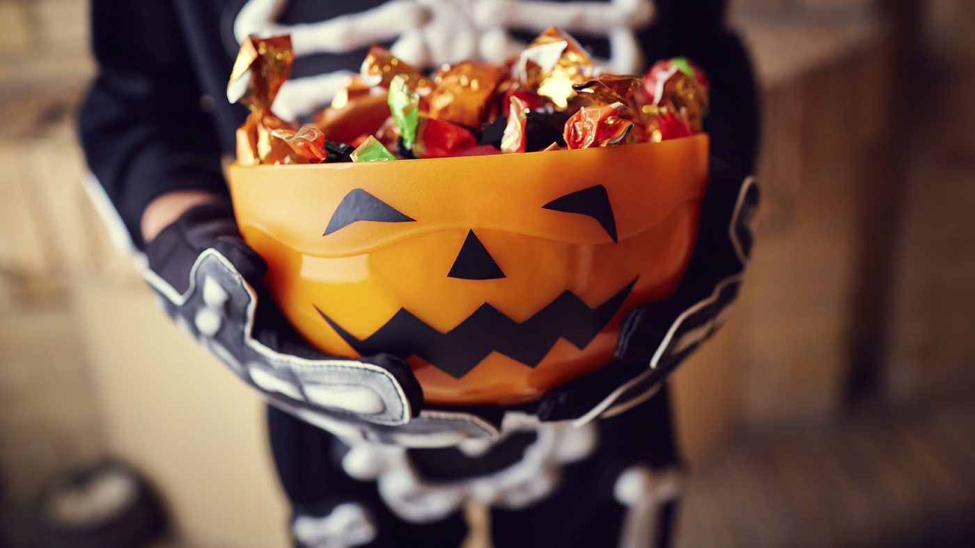 halloween npr how to wean your kids off halloween candy cold hard cash