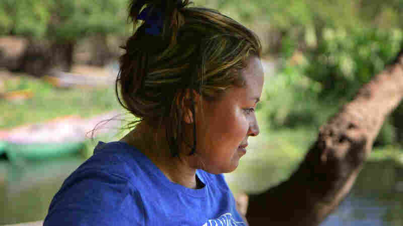 Christina Quintanilla, a mother of two, was featured in an NPR story about abortion restrictions in El Salvador.