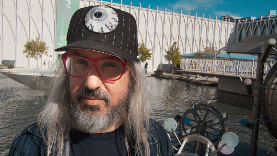 J Mascis. (Courtesy of the artist)