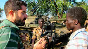 In A Remote Corner Of Sudan, An American Takes His Stand