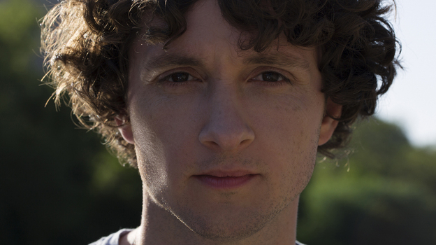 Sam Amidon's new album is titled Lily-O. (Courtesy of the artist)