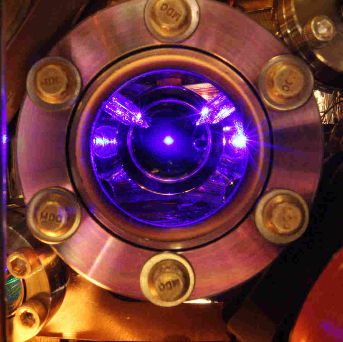 New Clock May End Time As We Know It