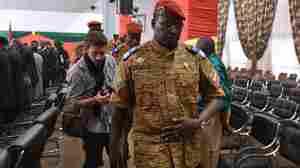 Burkina Faso Military Urged To Hand Power Back To Civilians