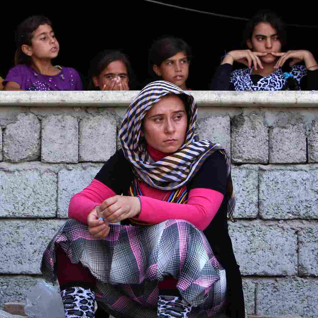 Iraq's Yazidis Appeal For Help In Finding Their Missing Women