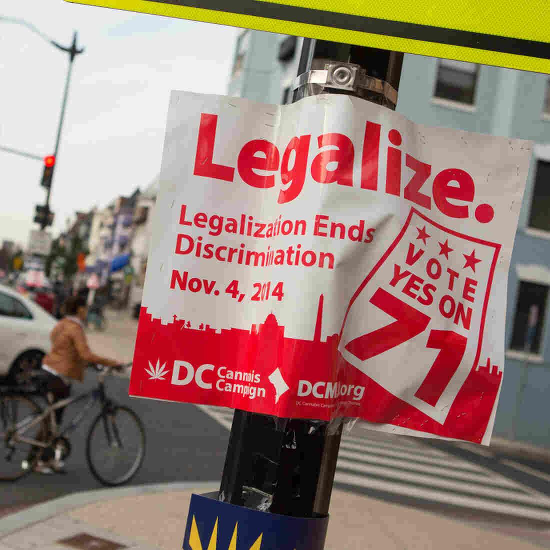 Marijuana Votes: Oregon And D.C. Legalize; Florida Says No To Medical