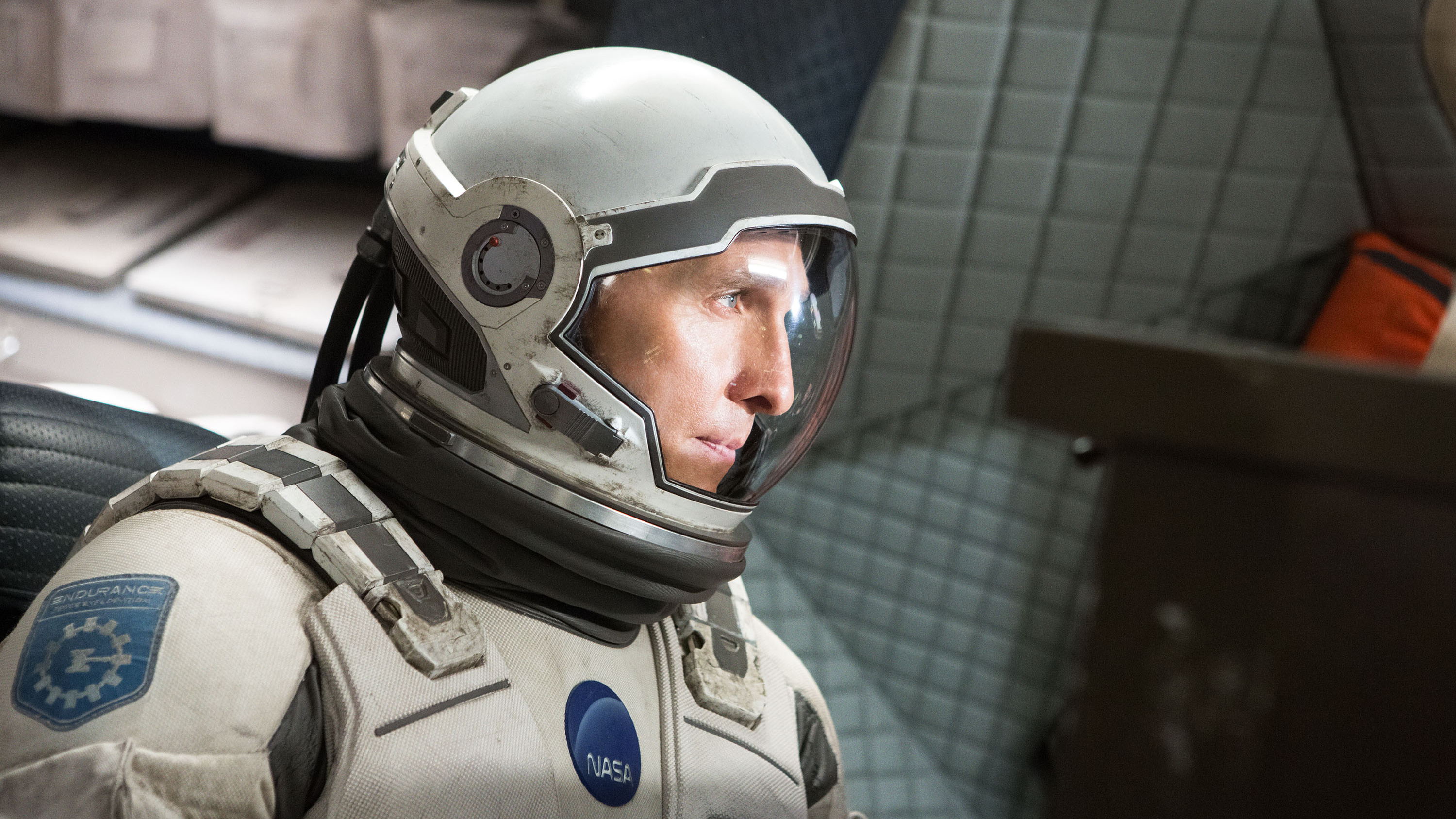 'Interstellar': Stunning And Bold, With Lots Of Corn