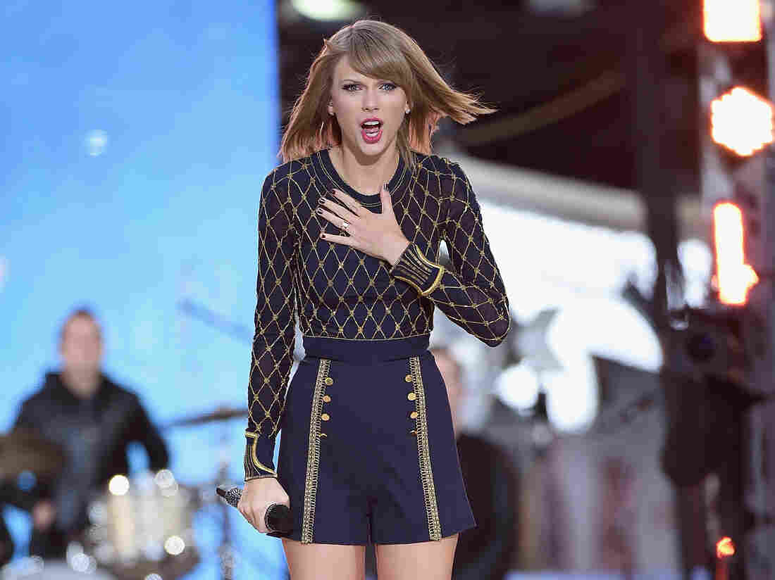 Some things actually are surprising: Taylor Swift, performing on ABC's Good Morning America in New York City on Oct. 30, sold over a million copies of her new album, 1989, in its first week.
