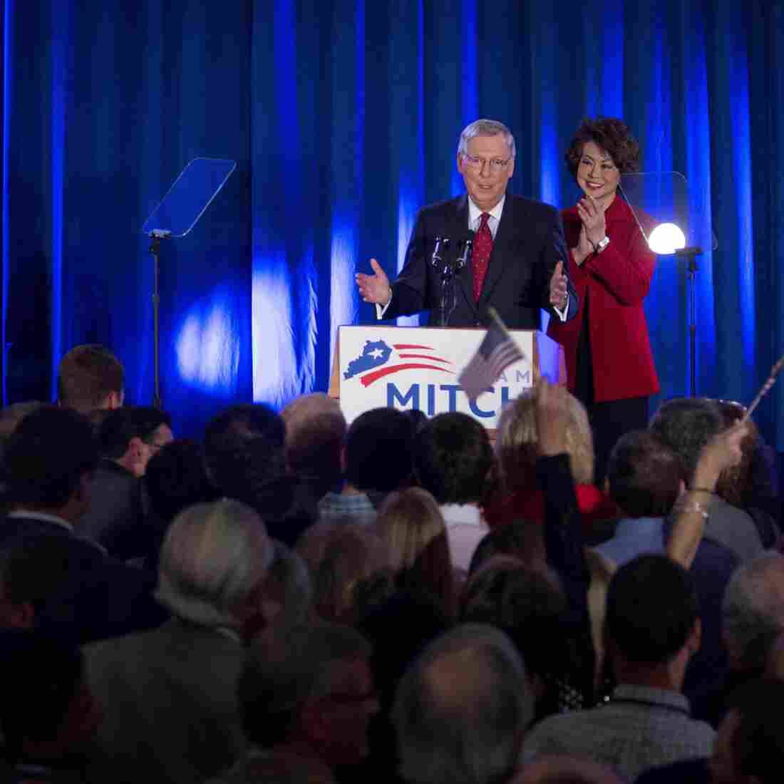 After A Resounding GOP Victory, 6 Tidbits That Tell The Story