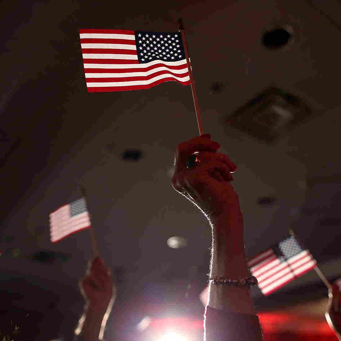 GOP Takes Control Of Senate With Wins in N.C., Iowa, Ark., Colo.