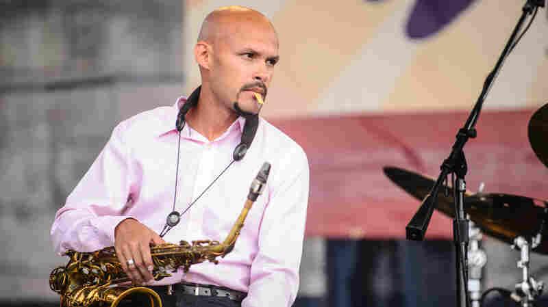 Miguel Zenón.