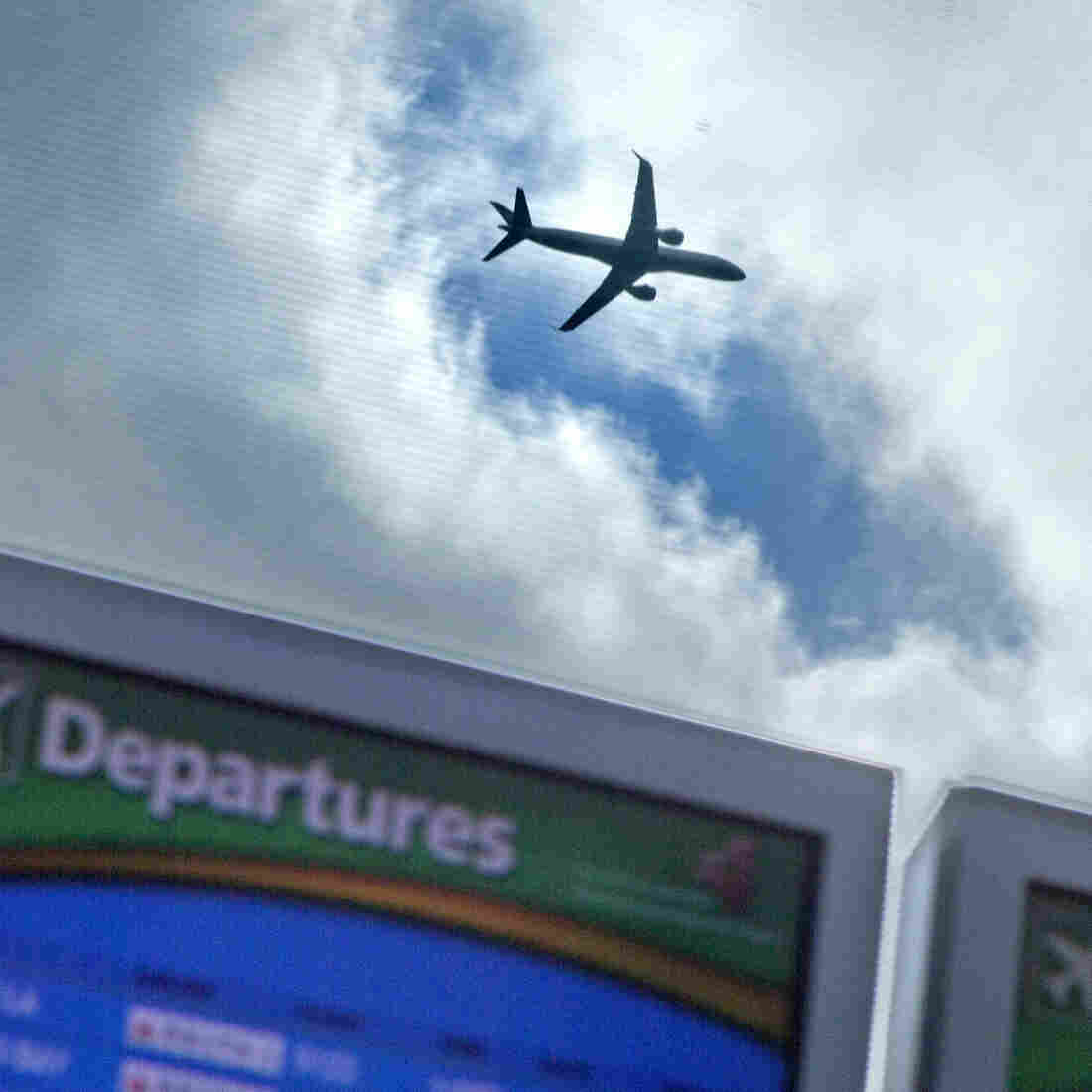 Jet Fuel Is Down, But Not Enough For A Thanksgiving Fare War