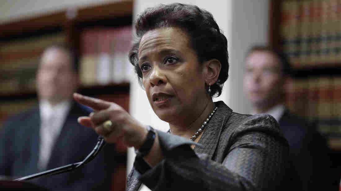 Loretta Lynch has handled or supervised a wide range of cases including New York police brutality against a Haitian immigrant, a $45 million cybertheft involving ATMs and the ongoing fraud prosecution of Republican Rep. Michael Grimm of New York.