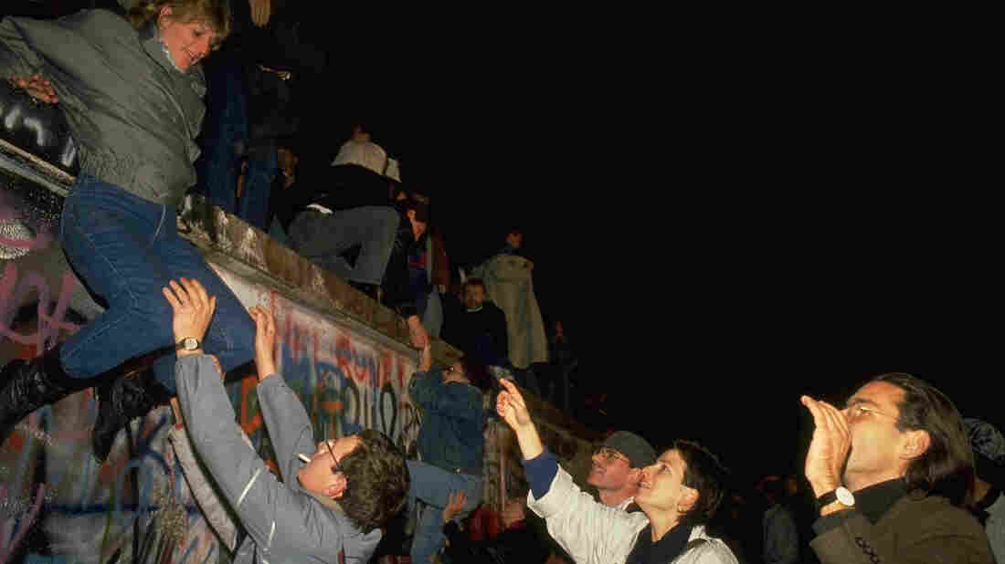 The Berlin Wall fell on Nov. 9, 1989, 25 years ago this weekend. East Germans flooded into West Berlin after border guard Harald Jaeger ignored orders and opened the gate for the huge, unruly crowd.