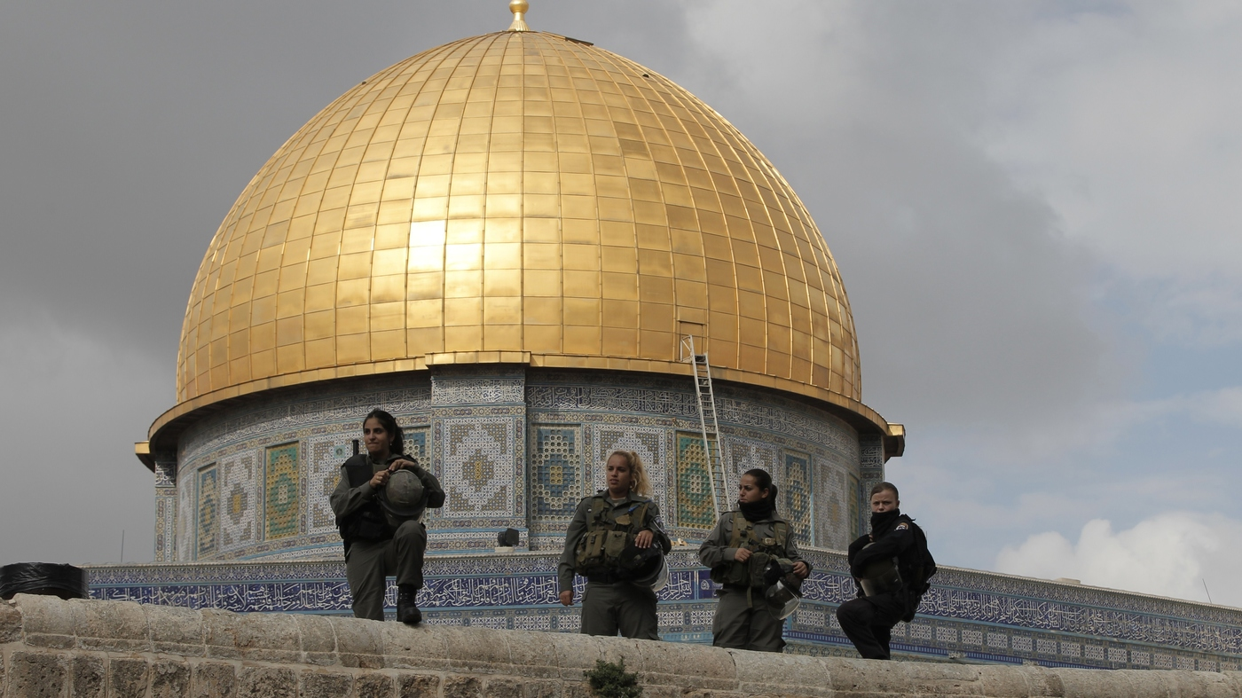 Why Jerusalem\'s Real Estate Market Is Part Of The Mideast Conflict ...