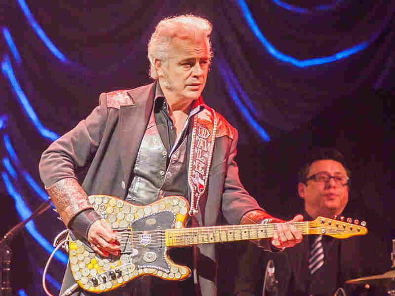 Dale Watson performs at ACL Live on April 11, 2013 in Austin, Texas.