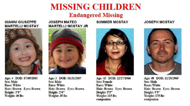 Arrested In 2010 Murder Of McStay Family In California | WBUR & NPR