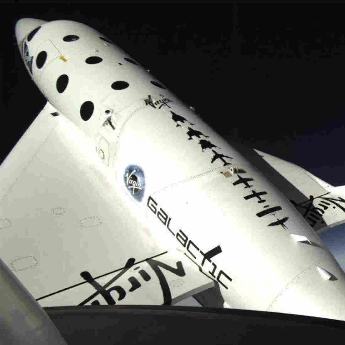 Even After SpaceShipTwo Crash, Many Space Tourists Hold On To Tickets
