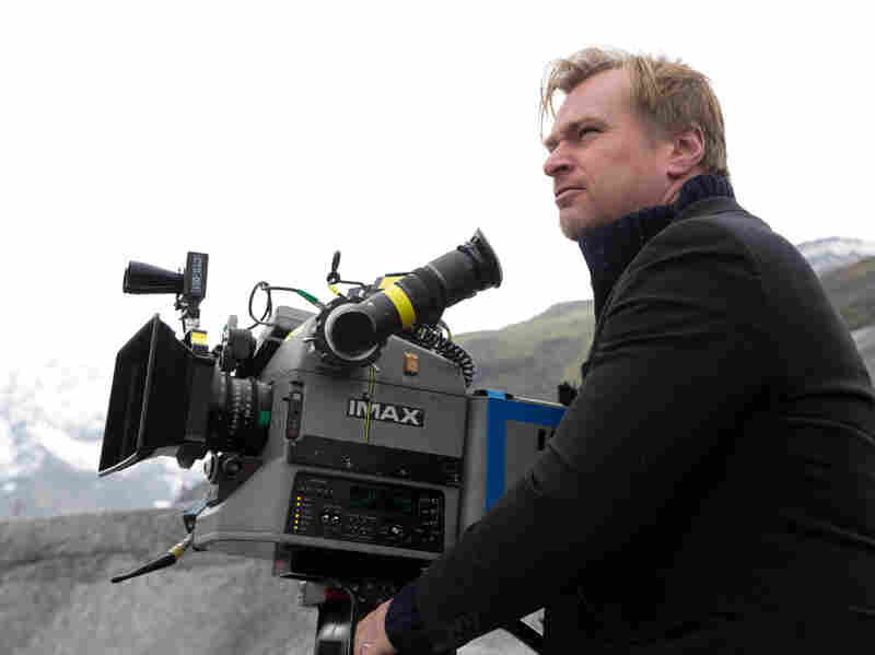 Christopher Nolan co-wrote Interstellar with his brother Jonathan Nolan.