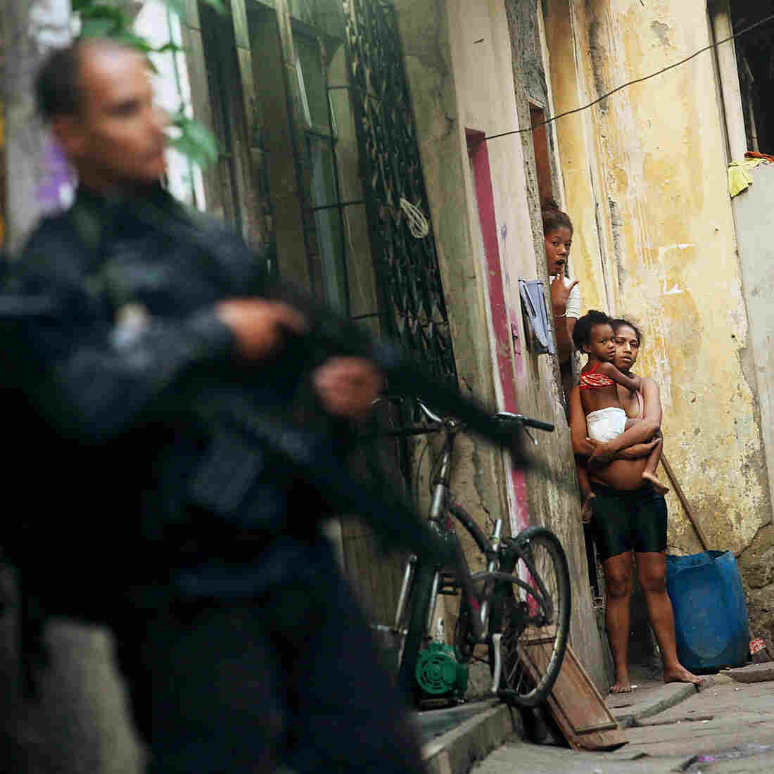 In Brazil, Race Is A Matter Of Life And Violent Death