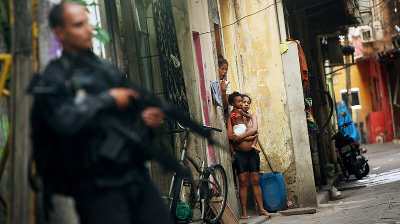 In Brazil, Race Is A Matter Of Life And Violent Death : Parallels ...