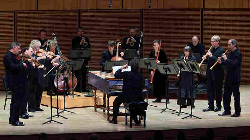 The Academy Of Ancient Music Plays J.S. Bach at Carnegie Hall