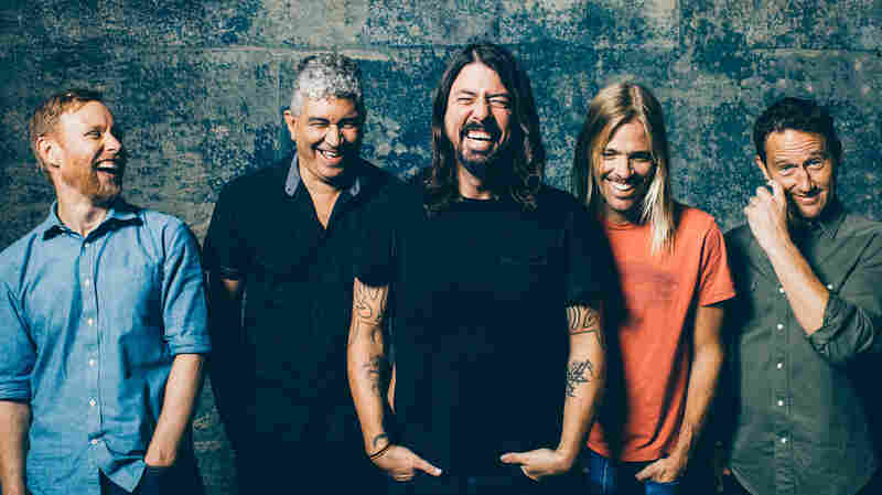 Guest DJ Dave Grohl