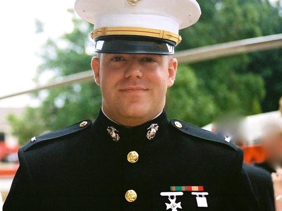 Capt. Nathan McHone was killed in Afghanistan at age 29. (Courtesy of the McHone family )