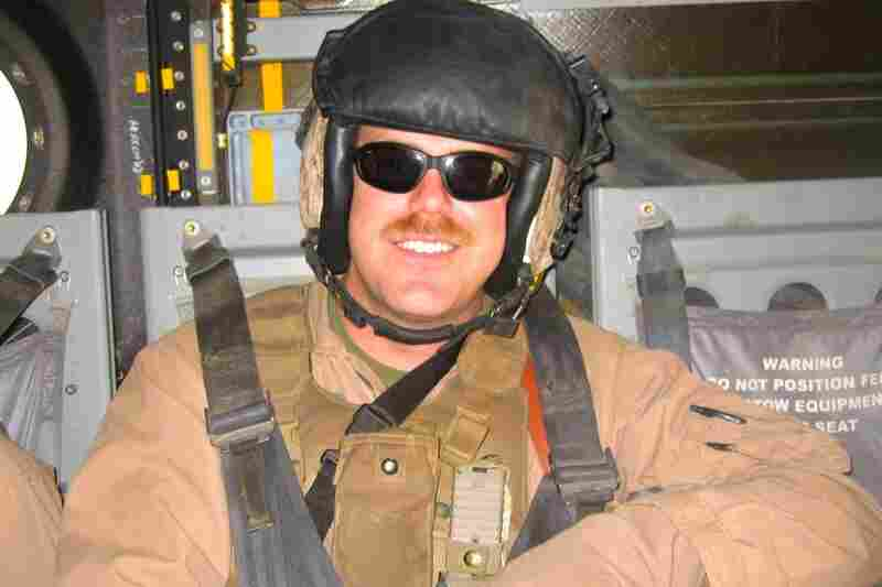 McHone was one month away from the end of his deployment when his helicopter crashed due to a mechanical malfunction.